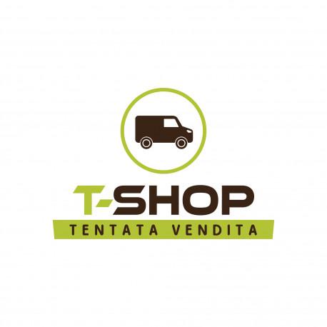 T-SHOP TENTATA VENDITA
