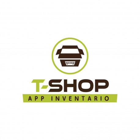 T-SHOP APP INVENTARIO
