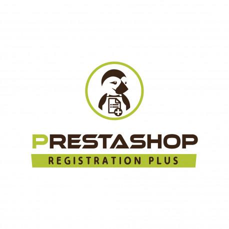 MODULO PRESTASHOP REGISTRATION PLUS