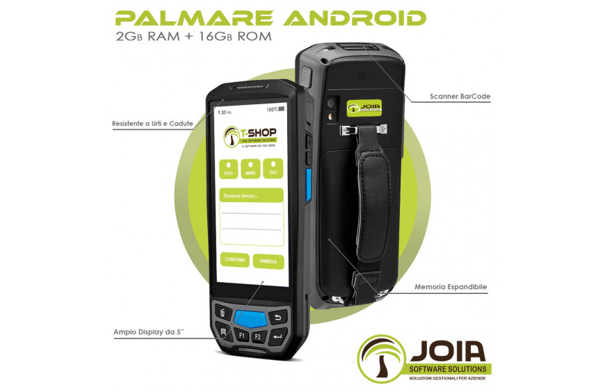 NEW HARDWARE - PAMARE ANDROID