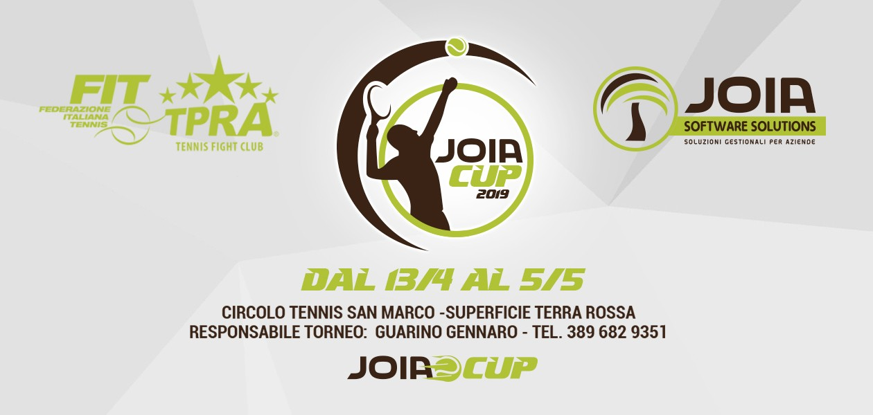 JOIA CUP 2019